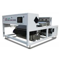 Bulk Minerals Ore Color Sorter With CCD Camera Sensor Double Layers Manufactures