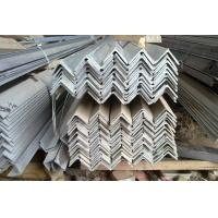 Custome Hot Dipped Angle Bar Steel High Mechanical Strength With Carbon Manufactures