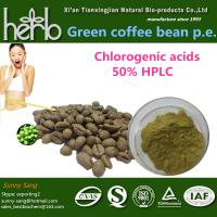 Green coffee bean extract Manufactures