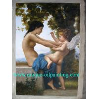 China oil painting, oil painting reproduction, classical oil painting, Bouguereau oil painting on sale