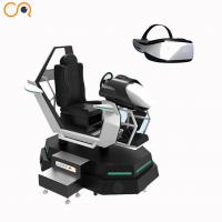 "Classical Exciting 19"" Screen VR Racing Simulator With 12 Months Warranty Manufactures"