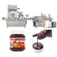 Buy cheap automatic Paste filling machine, tomato sauce Bottle Filling Machine 10ml - from wholesalers
