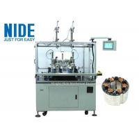 BLDC motor Stator Needle coil winder machine Manufactures