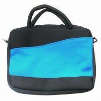Neoprene Laptop Bag, Customized Designs are Accepted Manufactures