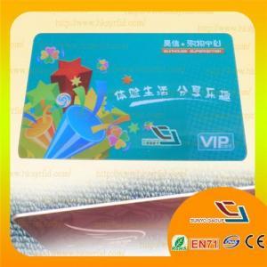 Buy cheap Full Color Plastic Membership Card from wholesalers