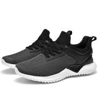 Lace Up Closure Comfortable Workout Sneakers , Lightweight Gym Trainers Manufactures