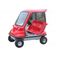 Buy cheap 24 V 350 W Electric Sightseeing Car 200 Kg Loading High Strength Brushless DC from wholesalers