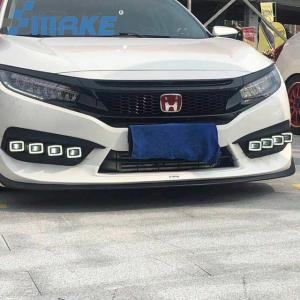 Honda Civic Bugatti LED Daytime Running Light With Fog Lamp Manufactures