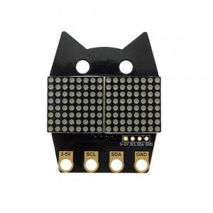 Buy cheap Graphical Programming Dot Matrix Display Scratch , LED Matrix Screen Module from wholesalers