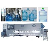 1200bph Barreled 5 Gallon Water Filling Machine Manufactures