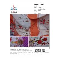 Printing stamping China Special desing fabric Manufactures