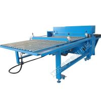 Buy cheap Eva Foam Automatic Hydraulic Die Cutting Machine Single / Double Side from wholesalers
