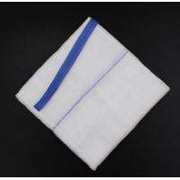 Disposable Lap Sponges Sterile , Surgical Lap Pads Pre Washed / No Washed Manufactures