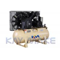 Buy cheap High Pressure Piston Air Compressor With Powerful Head And Big Air Tank from wholesalers