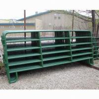 Cattle Corral Panel, 1.6 to 1.8m height Manufactures