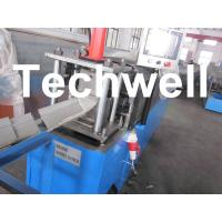 Steel Metal Angle Forming Machine / Cold Roll Forming Machine TW-L50 Manufactures