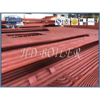 Energy Saving Boiler Parts Water Wall Panels For Power Station , ASME Standard Manufactures