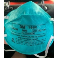 Buy cheap Disposable 5 Layers CE FDA Flat Fold N95 Face Mask from wholesalers