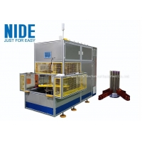 Water Pump Induction Motor Automatic Stator Winding Machine Manufactures