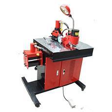 DHY-200 Hydraulic busbar punching bending cutting machine Manufactures