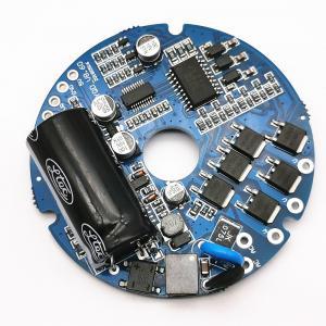 high voltage JYQD - V8.6 Brushless DC Motor Driver Bldc Sensorless Control Board Manufactures