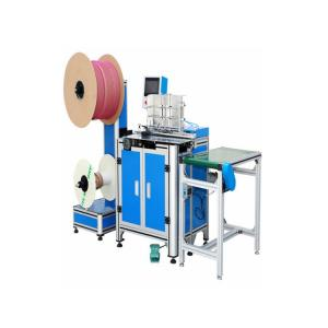 2000 Books/Hour Twin Loop Wire Binding Machine , 5/16'' Wire Closing Machine Manufactures
