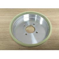 Customized Vitrified Bond Diamond Grinding Wheels For Hard Alloy Hypotenuse Manufactures