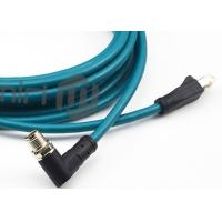 Cat5 / Cat6 Industrial Ethernet Cable Shielded For Factory Automation Manufactures