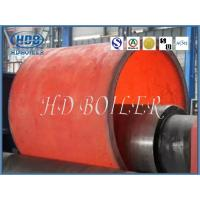 Coal Fired Customized Boiler Drum High Thermal Efficiency Using Solid Fuel Manufactures