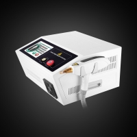 600W 10ns Tan Removal Q Switched ND Yag Laser Machine Manufactures
