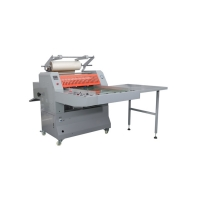AC 400W Industry Roll Laminating Machines 6mm Thickness Manufactures