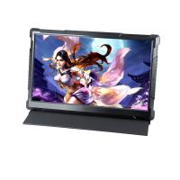 FHD 120Hz Portable Console Gaming Monitor , Driverless Xbox One Travel Screen Manufactures
