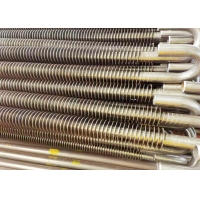 SGS Carbon Steel HFRW Tube Fin Heat Exchanger Manufactures