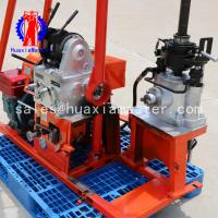 China Hot Sale YQZ-30 Portable Hydraulic Exploration Core Drilling Machine Rig For Sale on sale