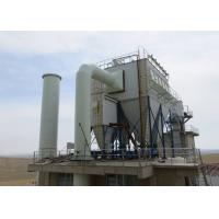 Large Dust Collector Machine / Industrial Dust Suction Machine In Steel Melting Manufactures