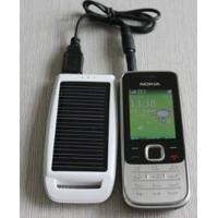 Emergency Intelligent Mobile Phone Solar Chargers With Lithium Batteries Wiht AC Adapter Manufactures