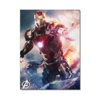 Large Size Marvel Design 3D PS Board Poster With 3MM Thickness Manufactures