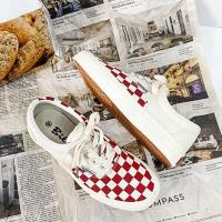 Cotton Fabric Upper Custom Sports Shoes , Casual Canvas Sports Shoes Manufactures