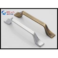 Modern Kitchen Cabinet Handles And Knobs American Stylish Square Zinc Drawer Knobs Manufactures