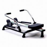Aluminum Rowing Machine with PU Molded Seat for Comfort Manufactures