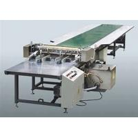 Buy cheap Accurate Automated Paper Gluing Machine Safety Operation Tight Paste from wholesalers