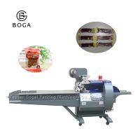 Buy cheap Beef Jerky Food Packaging Line Bogal Food Flow Wrapping Multi Function from wholesalers