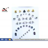 Cermet Indexable Carbide Inserts Full Range For Finishing Machining Steel Material Manufactures