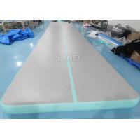 33ft Cheerleading Inflatable Tumbling Air Mats For Gymnastics Manufactures