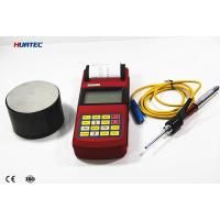 Buy cheap High Precision Portable metal hardness tester with Printer and 3 Inch LCD or LED from wholesalers