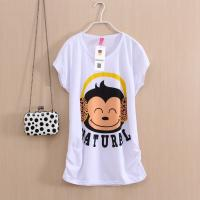 Lady T-shirts OF TWO-SIDE SEWING Manufactures