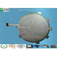 Buy cheap Round Green Insulate PET Flex Circuit 0.125 Mm Silver Paste Print For Sports from wholesalers