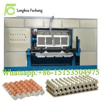 China egg tray molding machine with 4 layer drying line-whatsapp:0086-15153504975 on sale