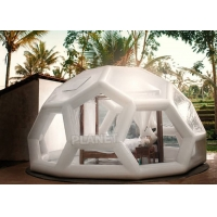 5M Airtight Outdoor Inflatable Bubble Tent Jungle Lodge Ubud Manufactures