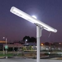 Buy cheap 50 Watts Dust and Water Proof All In One Smart Solar Street Light with High from wholesalers